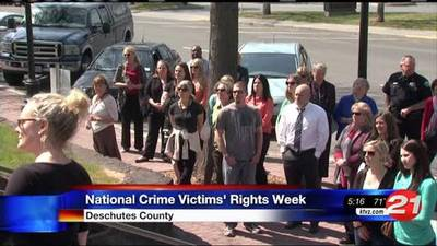 News video: Crime Victims' Rights Week
